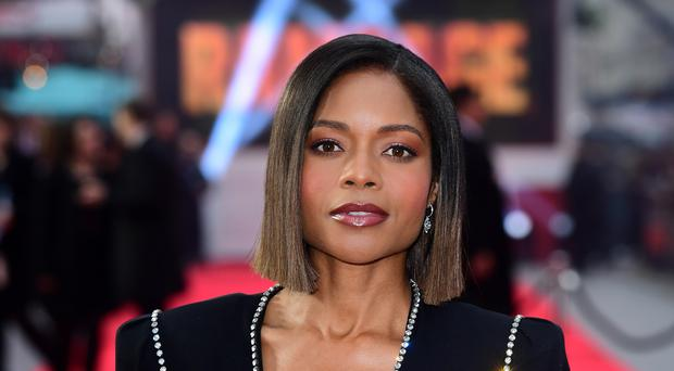 Naomie Harris (Ian West/PA)