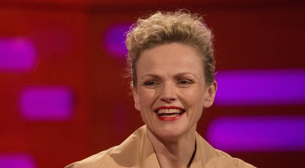 Maxine Peake also spoke of her recent collaboration with former The Smiths guitarist Johnny Marr (Isabel Infantes/PA)