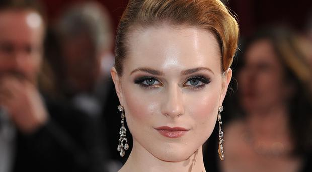 Westworld star Evan Rachel Wood