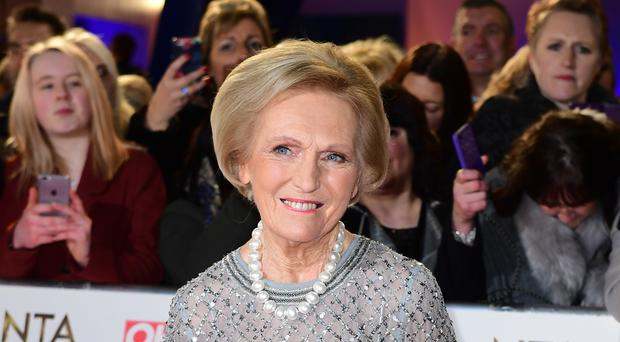Mary Berry has revealed why she agreed to judge Britain's Best Home Cook
