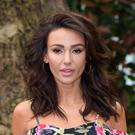 Michelle Keegan has launched a fashion collection (Matt Crossick/PA)