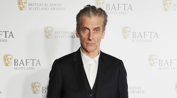 Peter Capaldi portrayed terrifying spin doctor Malcolm Tucker in The Thick Of It (Jane Barlow/PA)