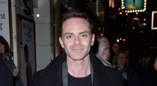 Coronation Street star Daniel Brocklebank, whose character faced eviction from his home (Anthony Devlin/PA)
