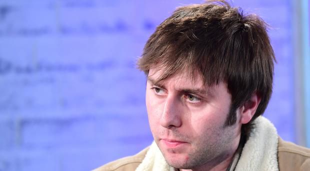 Inbetweeners star James Buckley will return to our screens for a third series of Zapped, TV channel Dave has said (Ian West/PA)
