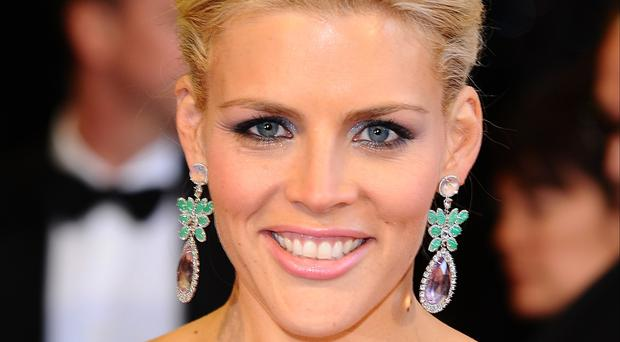 Busy Philipps has opened up on her relationship with the Kardashians and her battle with online trolls (Ian West/PA)