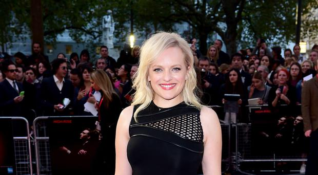 Elisabeth Moss stars in the show