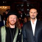 Leigh Francis aka Keith Lemon and Paddy McGuinness, who have filmed a spoof of Pretty Woman for The Keith and Paddy Picture Show (Ian West/PA)