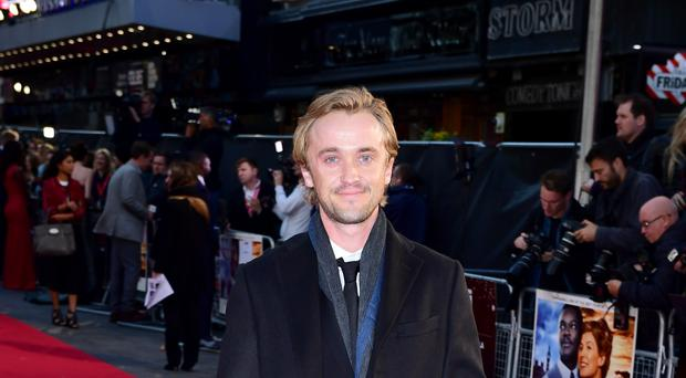 Tom Felton will star in Origin (Ian West/PA)
