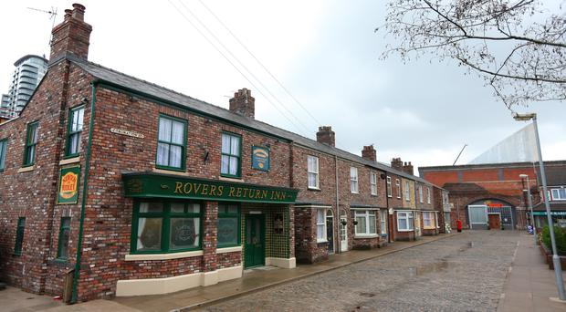 Coronation Street set tours