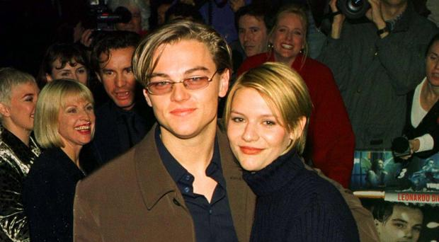 Baz Luhrmann's Romeo And Juliet stars Leonardo DiCaprio and Claire Danes (Samantha Pearce/PA)