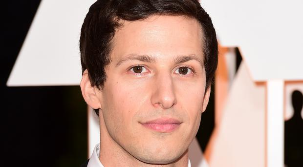 Andy Samberg stars in Brooklyn Nine-Nine (Ian West/PA)