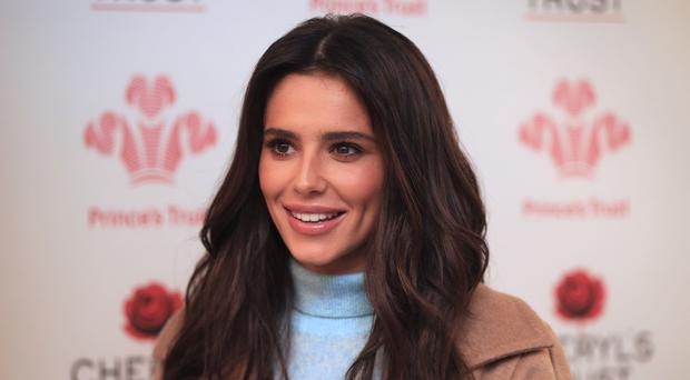 Cheryl has returned to Cannes (Danny Lawson/PA)