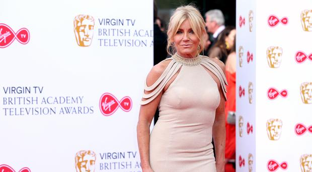 Michelle Collins said the news about Dame Barbara Windsor was sad Isabel Infantes/(PA)
