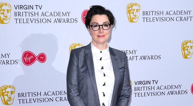 Sue Perkins was hosting the Baftas (Ian West/PA)