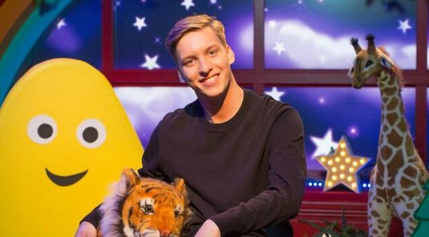 George Ezra on CBeebies Bedtime Stories (BBC)