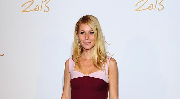 Gwyneth Paltrow showed a rare photo of decheri