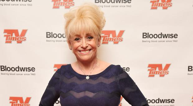 Dame Barbara Windsor (Victoria Jones/PA)
