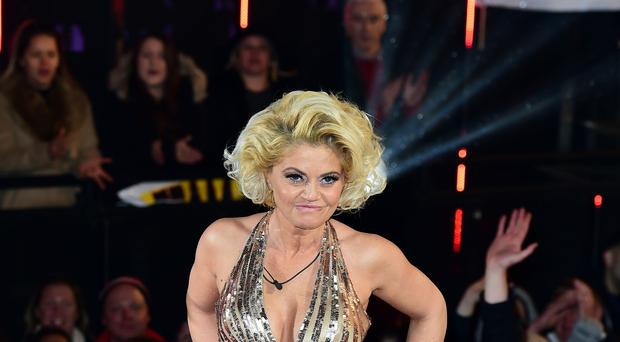 Danniella Westbrook said she would jump at the chance to reprise her role in EastEnders (Ian West/PA)