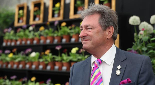 Children need to be allowed to get dirty - Alan Titchmarsh (Jonathan Brady/PA)