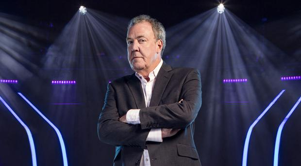Jeremy Clarkson hosted the revamped Who Wants To Be A Millionaire? (Stellify Media /ITV/PA)