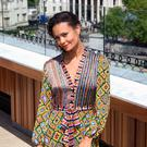 Thandie Newton: Telling my children about Star Wars role was sweet as a nut (Matt Crossick/PA)