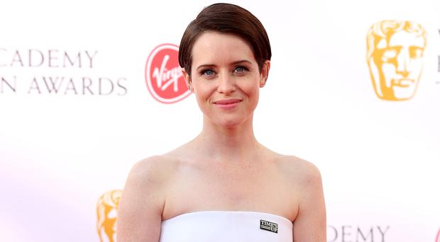 Claire Foy said she was proud of her role on the show (Isabel Infantes/PA)