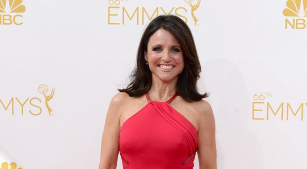 Julia Louis-Dreyfus will be presented with the prize at a ceremony in Washington DC in October (PA)