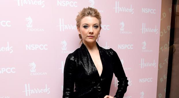 Natalie Dormer has revealed she was helped by the Royal National Institute Of Blind People (RNIB) while preparing for her latest role (Ian West/PA)