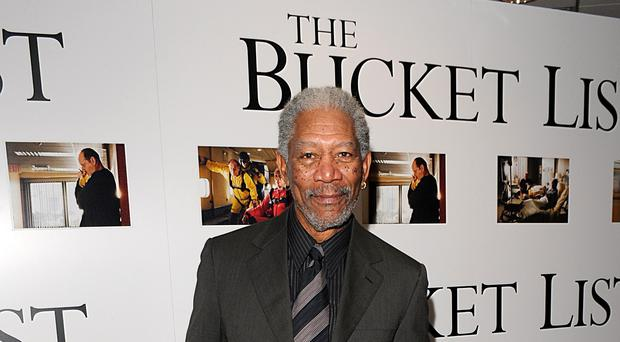 A performers union is reconsidering the lifetime achievement award it gave to Morgan Freeman in the wake of sexual harassment allegations against the actor (Joel Ryan/PA)