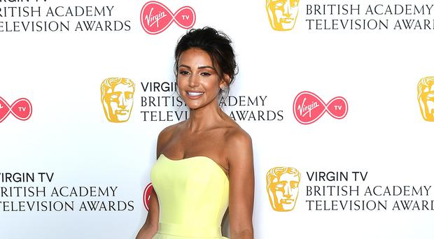 Michelle Keegan was appearing in the BBC's Who Do You Think You Are? series (Ian West/PA)