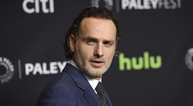 Andrew Lincoln (Chris Pizzello/Invision/AP)