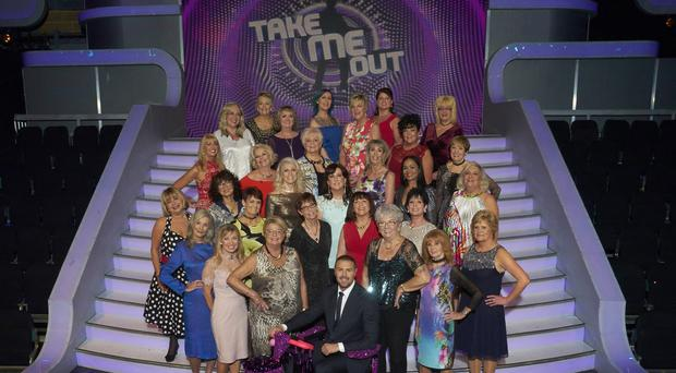 Take Me Out over 50s(ITV)