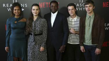 13 Reasons Why creator defends graphic male rape scene