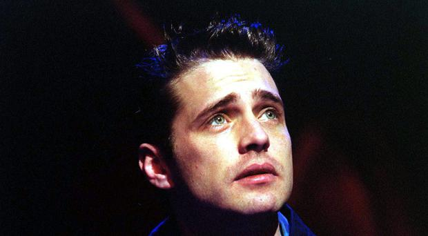 """Jason Priestley has said his new role in Private Eyes is more """"gratifying"""" than his breakout part in Beverley Hills, 90210. (Michael Crabtree/PA)"""
