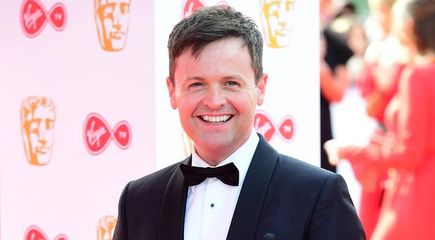 Declan Donnelly has thanked fans for their support (Ian West/PA)