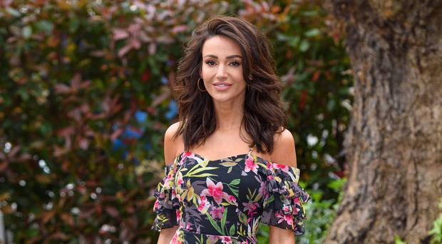 Michelle Keegan has discussed armed forces funding cuts and her suffragette roots (Matt Crossick/PA)