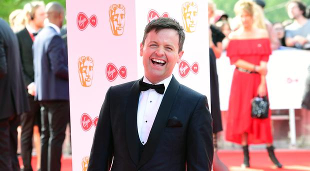 Big night? Declan Donnelly praises 'bacon sandwich' saviour after BGT finale (Ian West/PA)