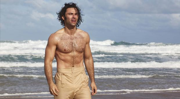 Aidan Turner as Ross Poldark in the upcoming fourth series (Mammoth Screen/BBC)