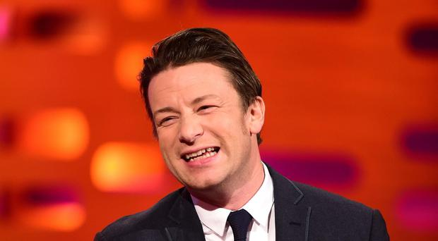 "Jamie Oliver recently launched his ""#AdEnough campaign (Ian West/PA)"