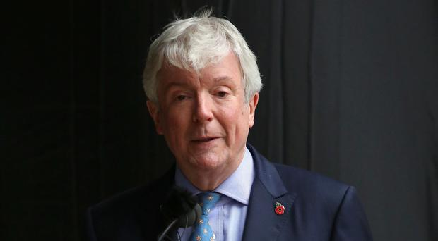 Lord Hall said the current law was out-of-date and it was an 'urgent and growing issue' (Philip Toscano/PA)