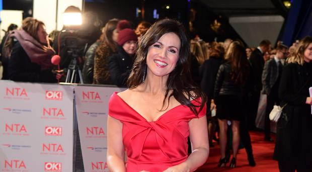 Susanna Reid is known for her polished appearance on the TV show (Ian West/PA)