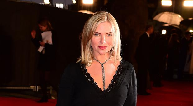 Samantha Womack sported long blonde locks while on EastEnders (Ian West/PA)