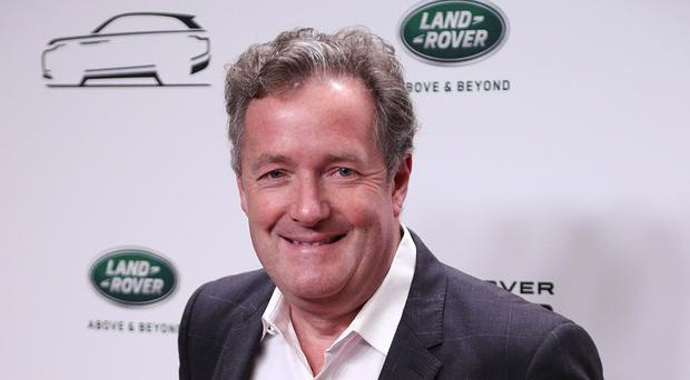 Piers Morgan revealed his intense dislike of the word babe (PA)