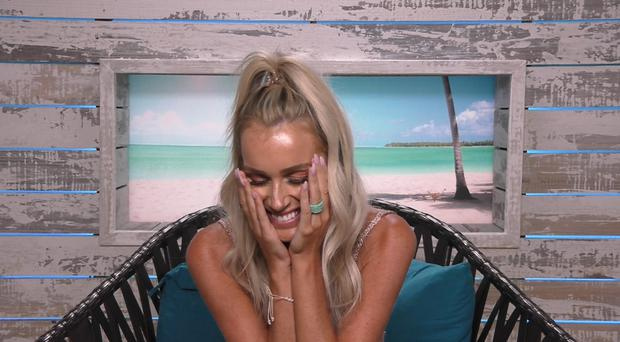 The first programme of the new series of Love Island had a consolidated audience of 4.1 million after seven days (ITV)
