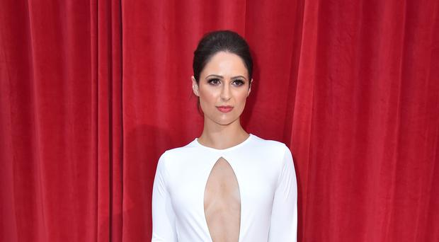 Nicola Thorp attending the British Soap Awards 2018 held at The Hackney Empire, London.