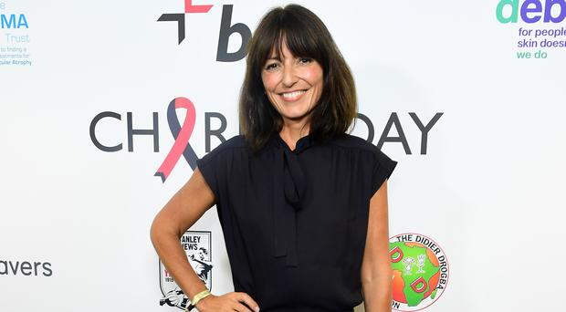 Davina McCall's grandmother has died (Ian West/PA)
