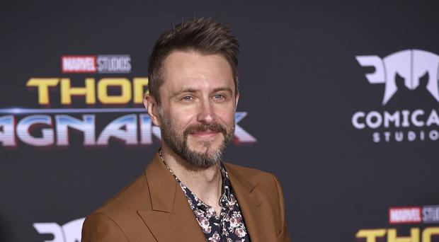 Chris Hardwick will also no longer appear at Comic-Con (Chris Pizzello/Invision/AP)