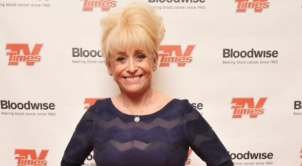 Dame Barbara Windsor played Walford matriarch Peggy Mitchell in the BBC soap (Victoria Jones/PA)