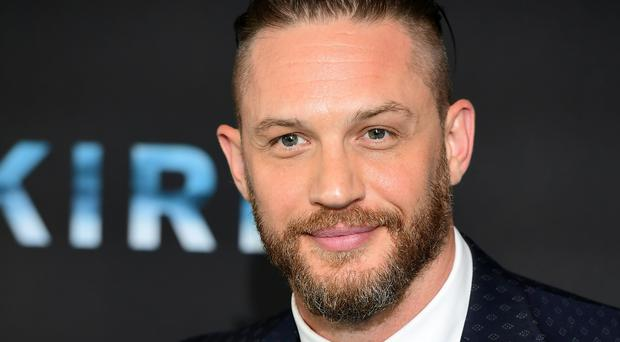 Tom Hardy (Ian West/PA)