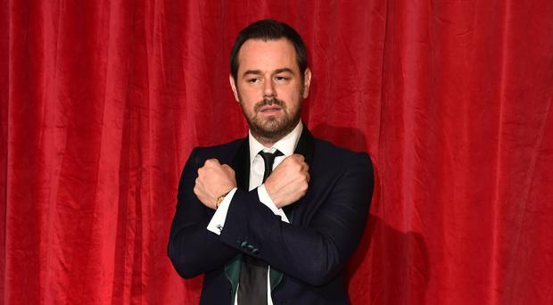Danny Dyer has offered a warning to Jack Fincham (Matt Crossick/PA)